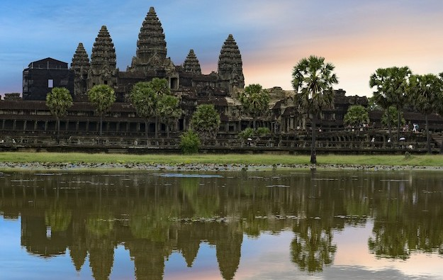 Cambodia official reiterates casinos barred near Angkor Wat
